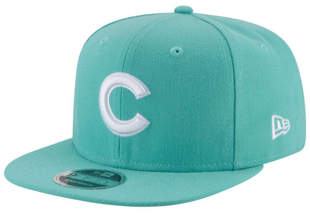 jordan-11-emerald-easter-mlb-snapback-cap-cubs-1
