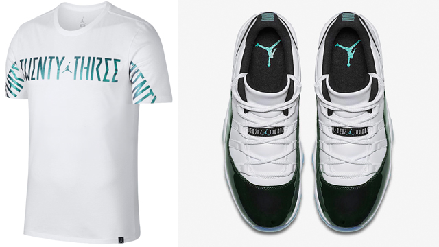 jordan-11-low-easter-emerald-t-shirt