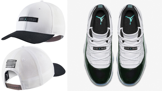 jordan-11-low-emerald-easter-hat