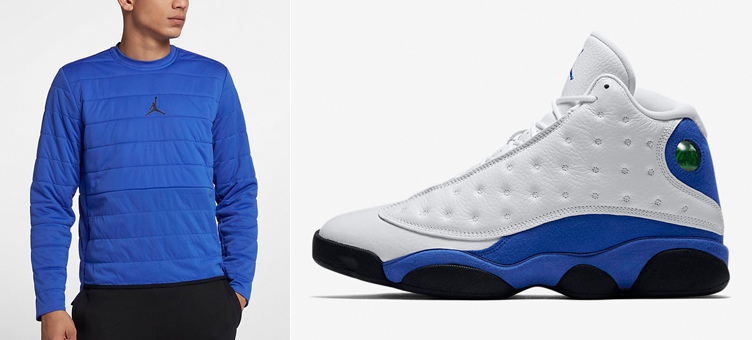 jordan-13-hyper-royal-matching-sweatshirt