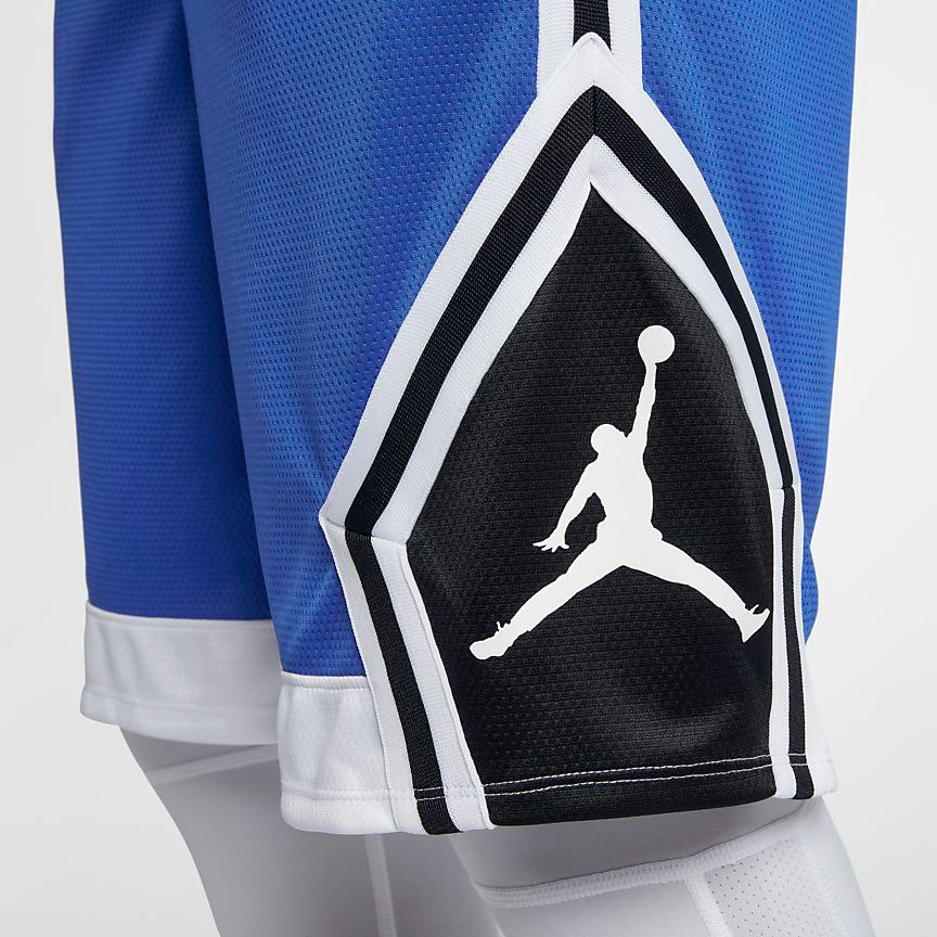 jordan-13-hyper-royal-shorts-1