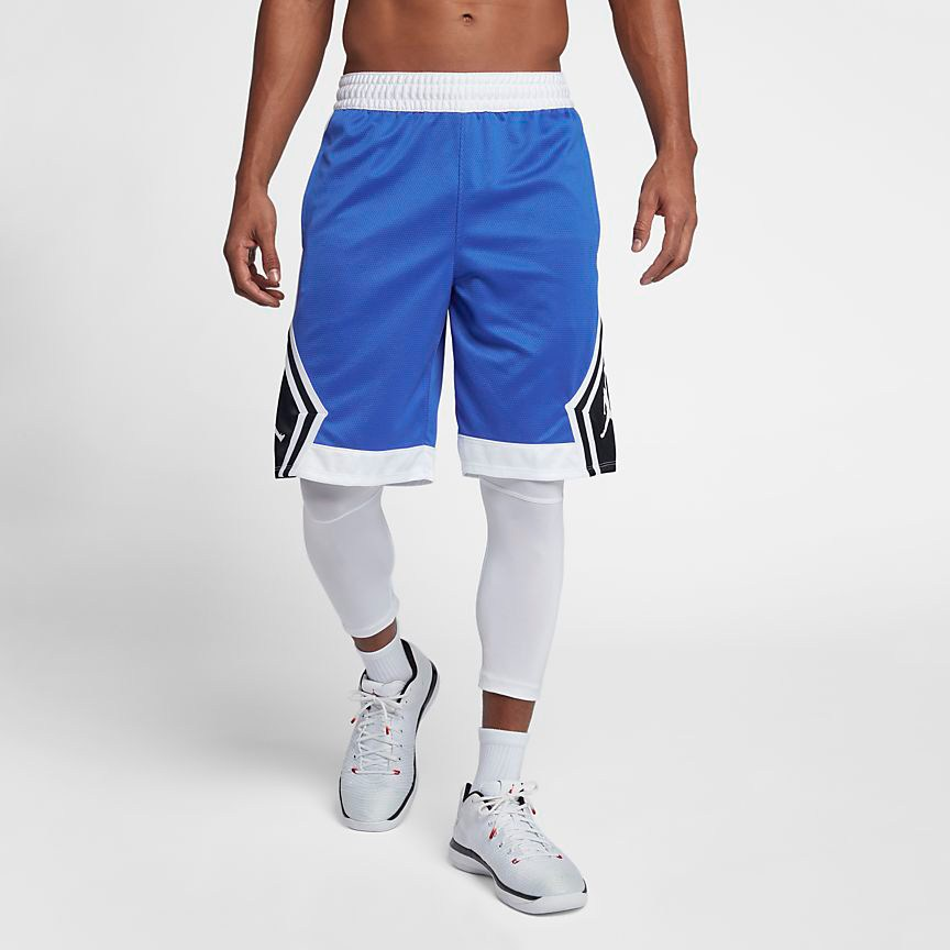 jordan-13-hyper-royal-shorts-2