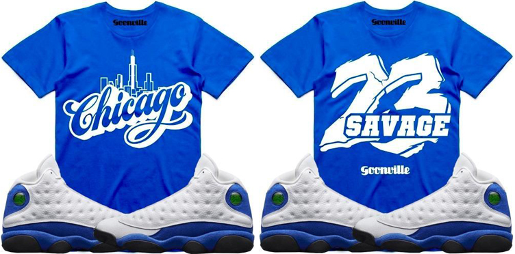 3e83fef36b6280 13 Sneaker Match T-Shirts to Hook with the Air Jordan 13