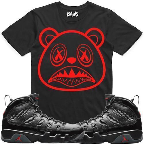jordan-9-bred-sneaker-tee-shirts-1