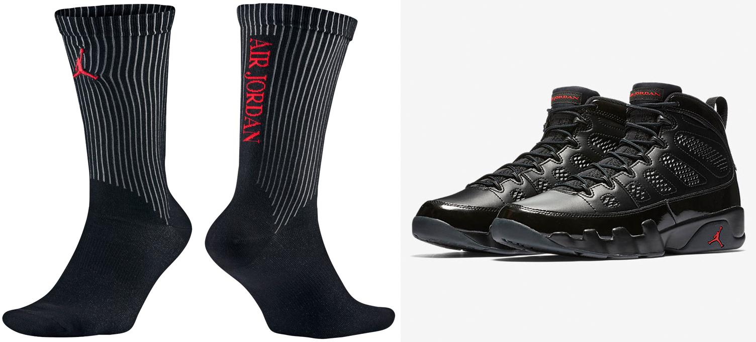 jordan-9-bred-socks