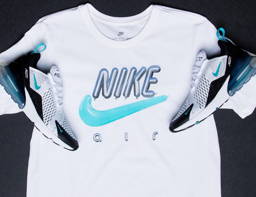 "8bc23fa88 Nike Sportswear Shirts to Match the Nike Air Max 270 ""Dusty Cactus"""