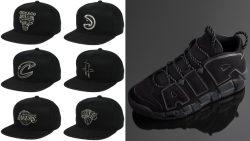 nike-air-uptempo-triple-black-hats