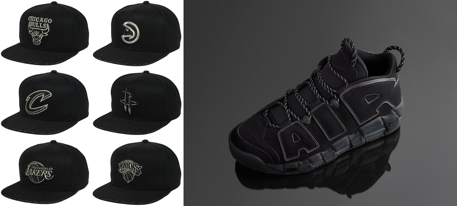 nike-air-uptempo-triple-black-hats-to-match