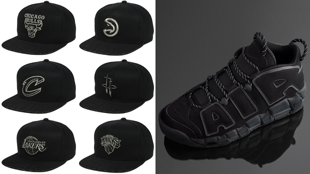 nike-air-uptempo-triple-black-hats