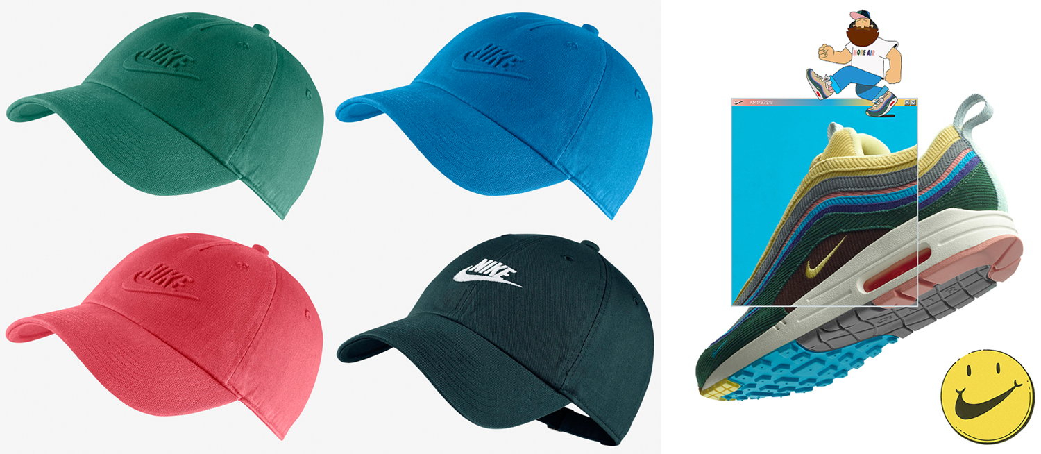 727041287f Nike Hat to Match Sean Wotherspoon Air Max | SneakerFits.com