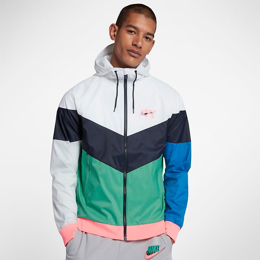 d624b2c711 Nike Sportswear Windrunner Jackets to Match the Sean Wotherspoon x Nike Air  Max 1/97