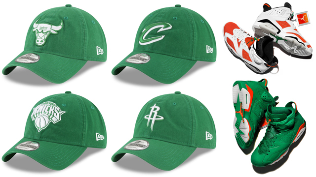 st-patricks-day-jordan-nba-sneaker-hook-caps