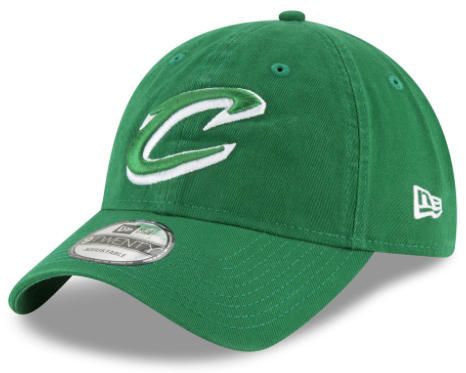 st-patricks-day-sneaker-hook-hat-cavs