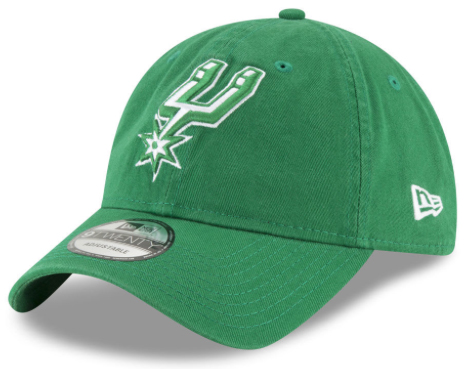 st-patricks-day-sneaker-hook-hat-spurs
