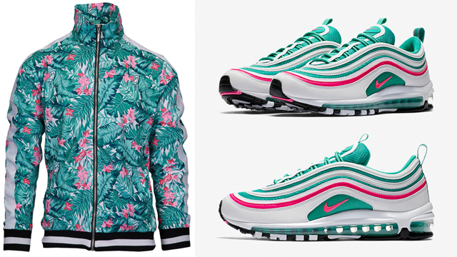 buy online 73772 89fe2 Air Max 97 South Beach Matching Clothing | SneakerFits.com