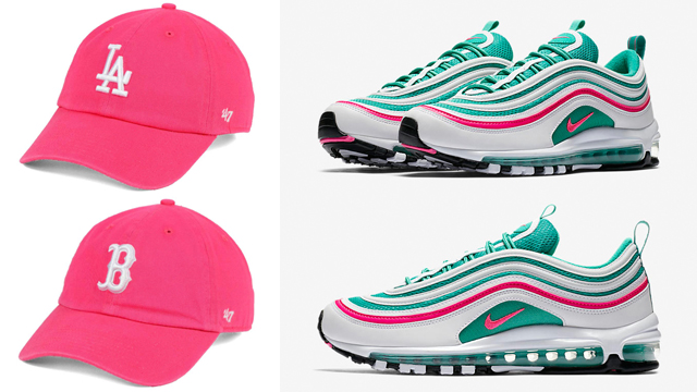 air-max-97-south-beach-pink-hats-to-match
