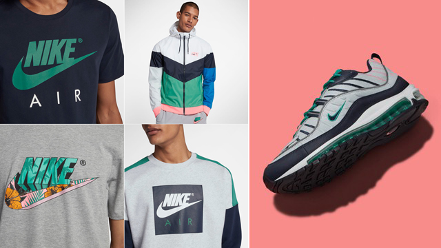 Air Max 98 South Beach Clothes