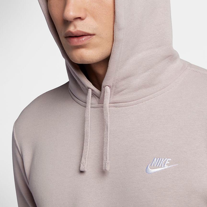 foamposite-rust-pink-nike-hoodie-match-1