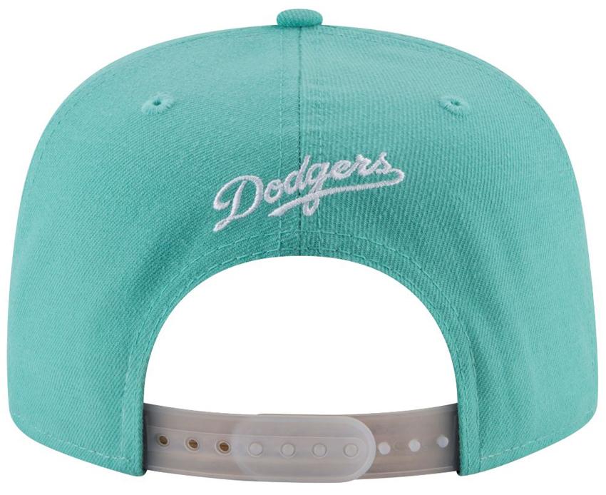 jordan-11-emerald-easter-mlb-snapback-cap-dodgers-2