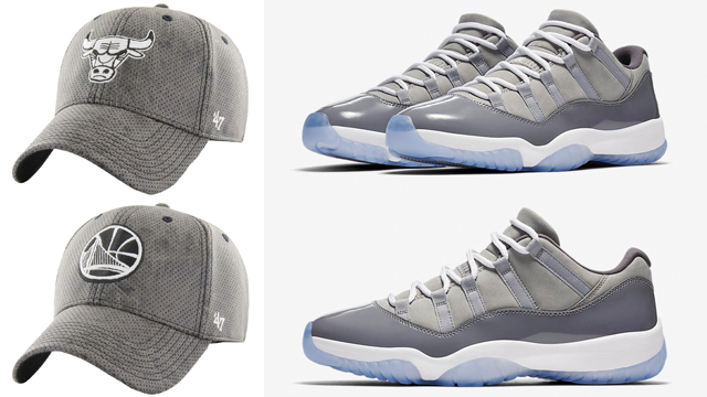 jordan-11-low-cool-grey-nba-caps