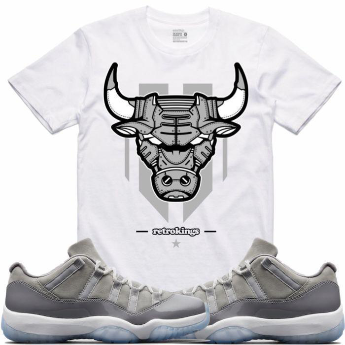 jordan-11-low-cool-grey-sneaker-tee-shirt-retro-kings-2