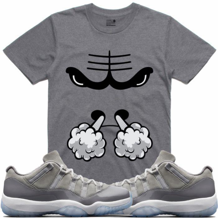 jordan-11-low-cool-grey-sneaker-tee-shirt-retro-kings-3