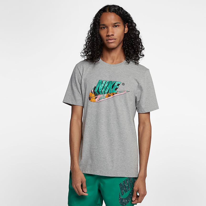 Nike Air Huarache South Beach Shirt And Shorts Match