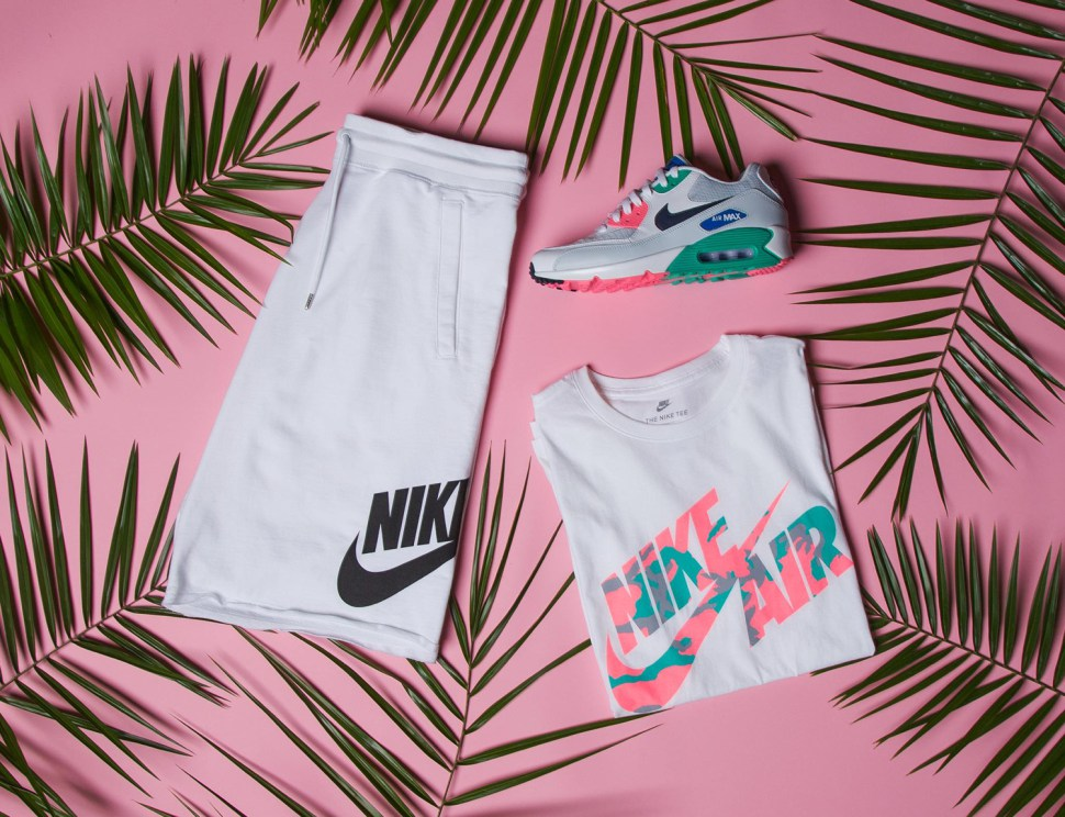 868c01b87 Nike Air Swoosh Camo T-Shirts to Match New Nike Air Max Sneakers