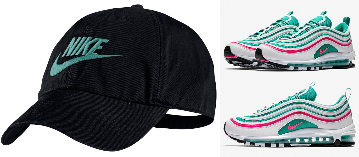 nike-air-max-97-south-beach-hat-match