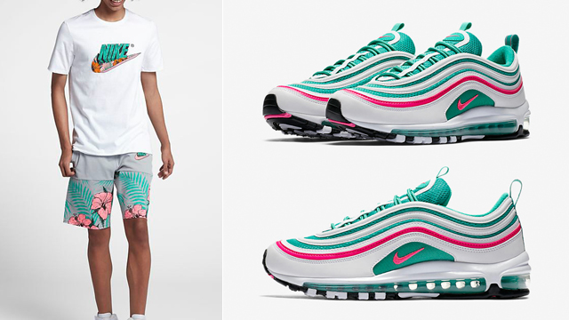 nike-air-max-97-south-beach-shorts-and-shirt