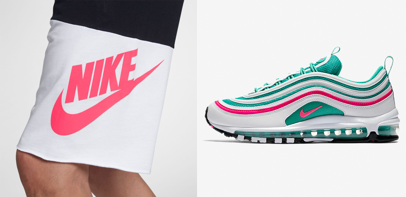 lowest price b7244 f7215 nike-air-max-97-south-beach-shorts