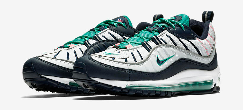 Nike Air Max 98 South Beach Restocked with Matching Clothing