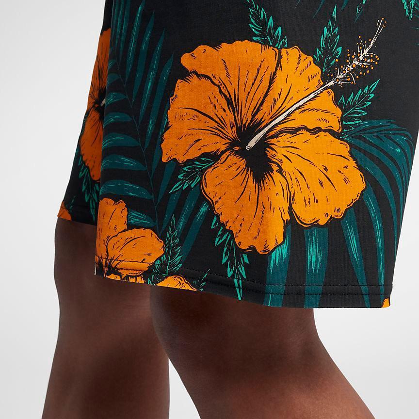 nike-south-beach-shorts-black-orange-3-1