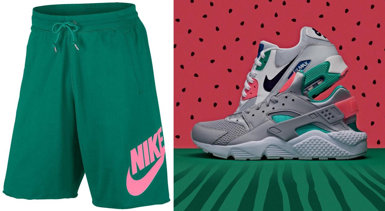 nike-south-beach-watermelon-shorts