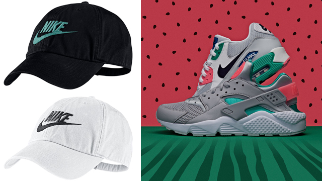 nike-watermelon-air-max-hat-match