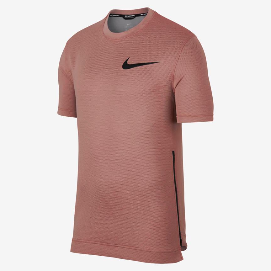 rust-pink-nike-foamposite-shirt-match