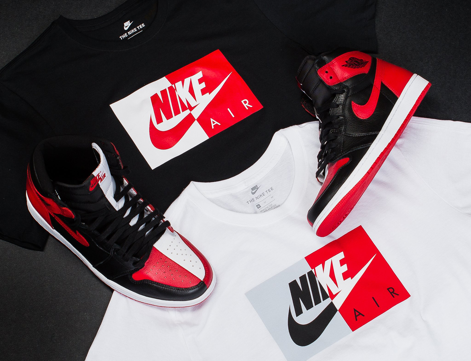 07c7bcd5f930 Jordan 1 Homage to Home Nike Air T Shirt