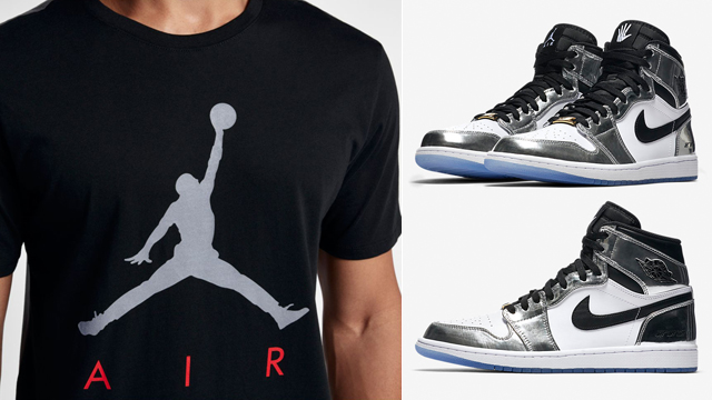 "3f21d0ff248537 Jordan Brand Clothing and Gear to Match Kawhi Leonard s Air Jordan 1 ""Pass  the Torch"""