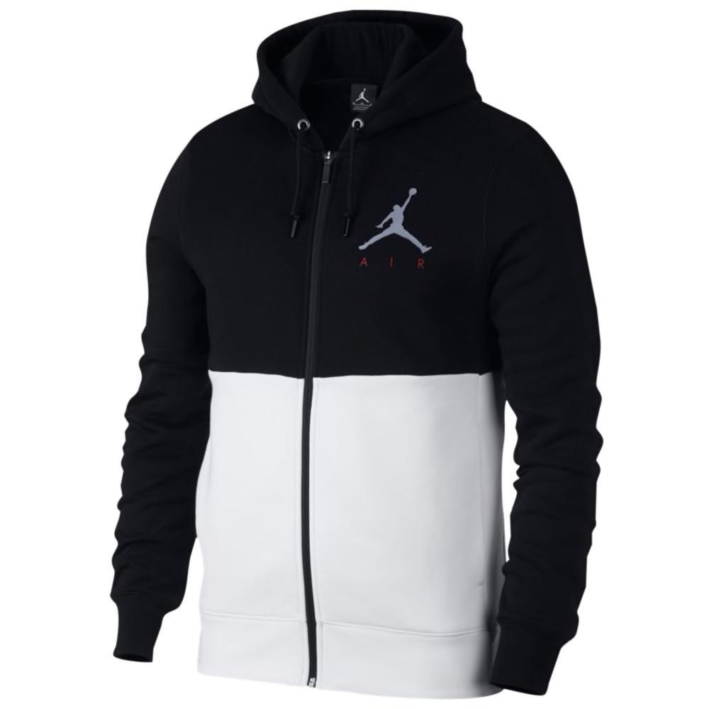 White jordan hoodie