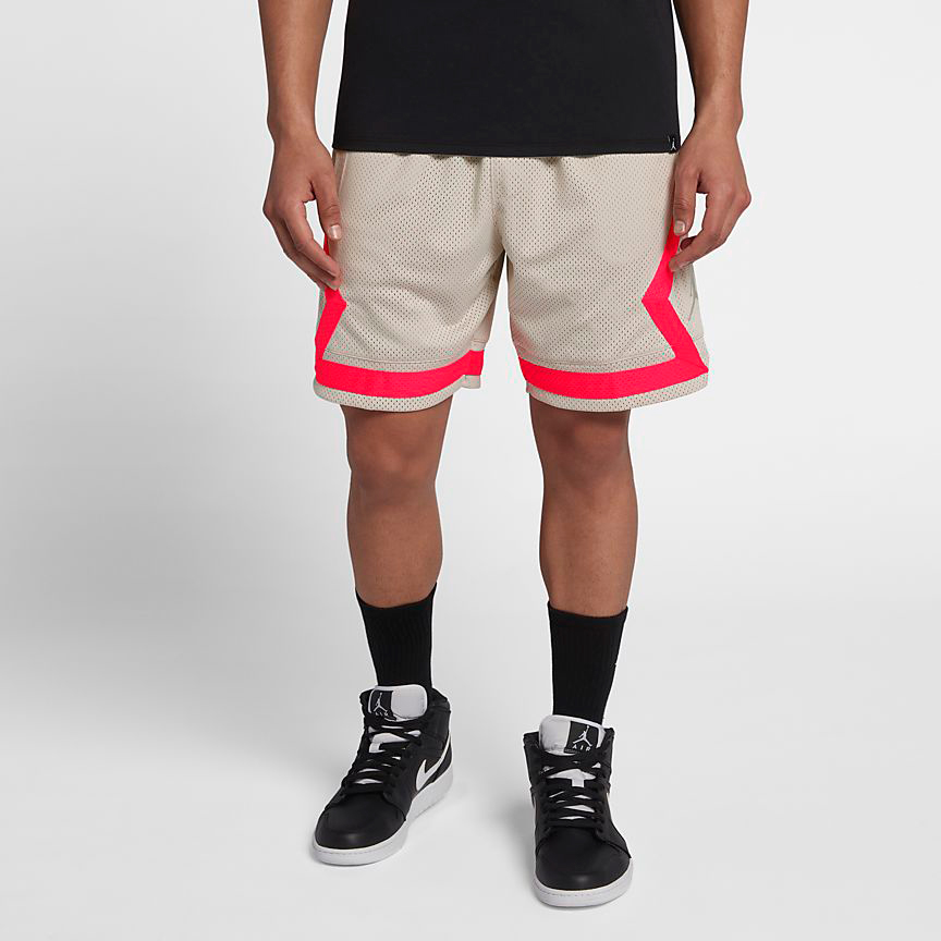 air-jordan-14-desert-sand-shorts-1