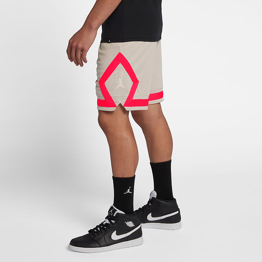 air-jordan-14-desert-sand-shorts-2