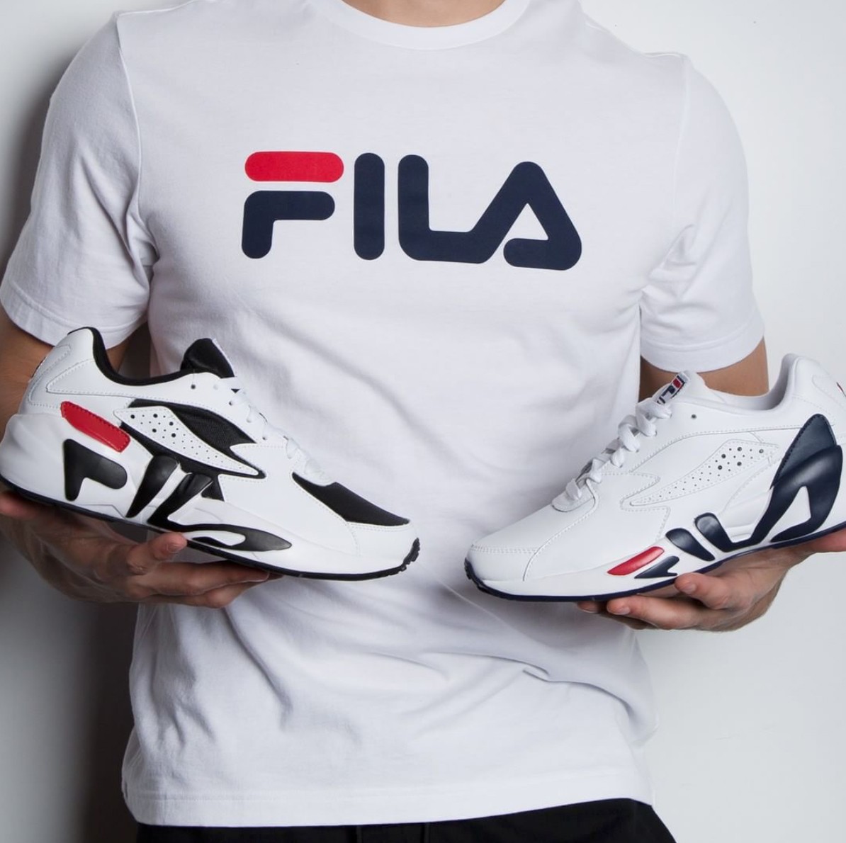 FILA Mindblower Shoe Collection