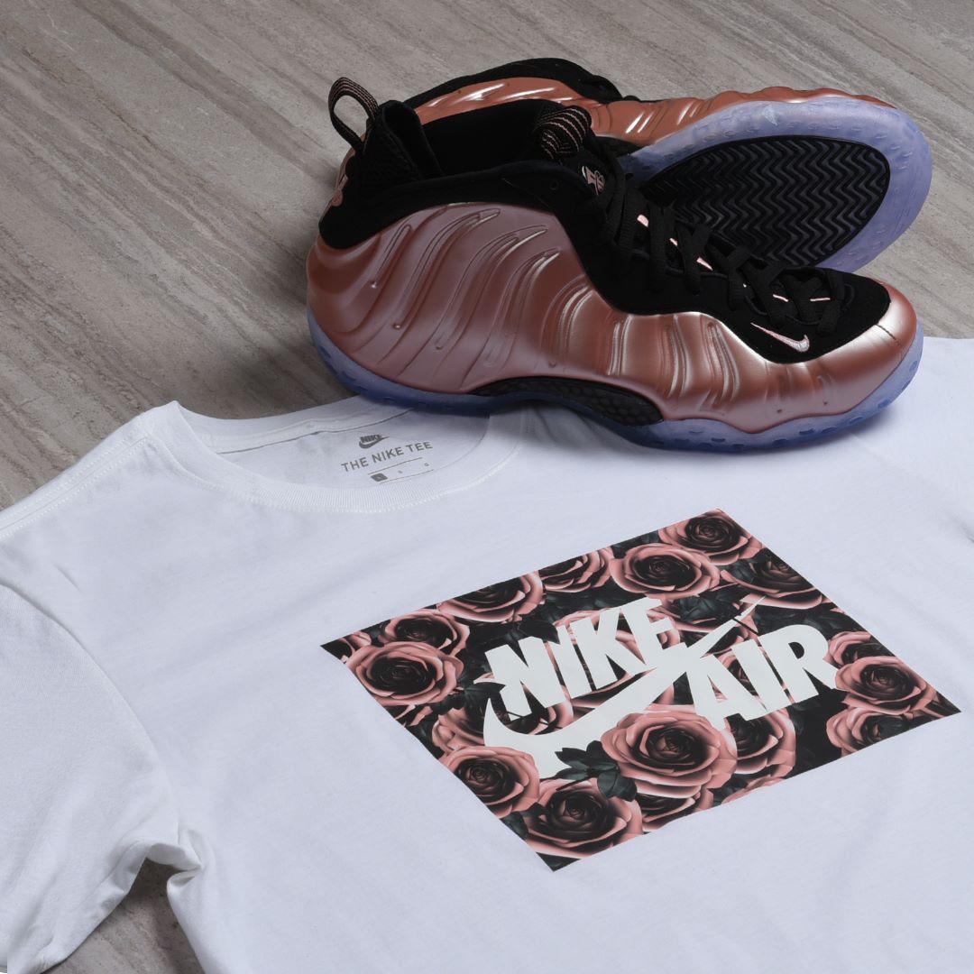 foamposite-rust-pink-rose-sneaker-tee-shirt