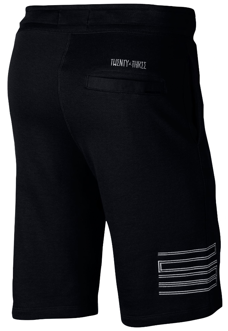 jordan-11-cap-and-grown-black-shorts-2