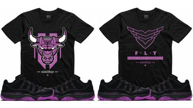 jordan-11-low-fuschia-maya-moore-sneaker-tees