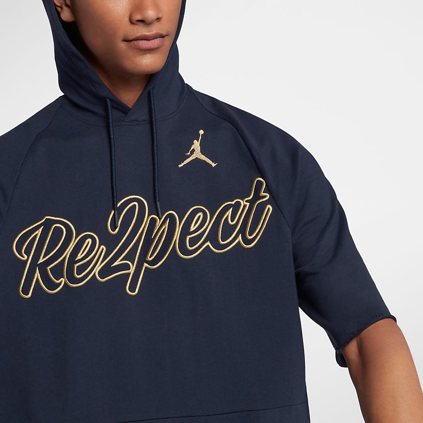 06852554ce0 Jordan 11 Low Jeter RE2PECT Clothing Match | SneakerFits.com