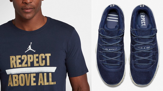 jordan-11-low-re2pect-jeter-shirts