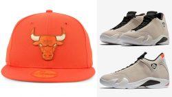 jordan-14-desert-sand-bulls-hat
