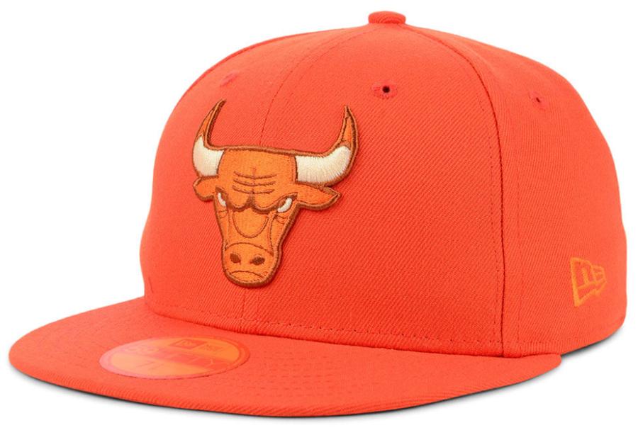 jordan-14-desert-sand-bulls-hat-match-1