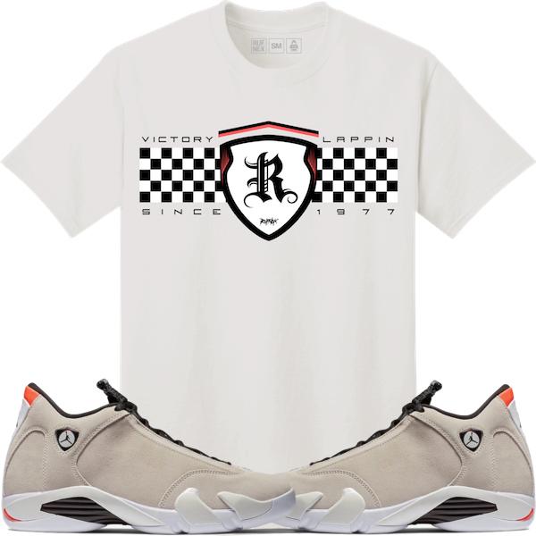 jordan-14-desert-sand-sneaker-tee-shirt-2